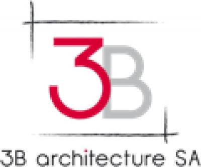 3B architecture SA logo