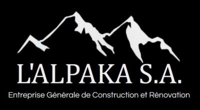 L'Alpaka SA logo