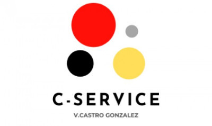 C-Service logo