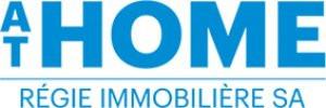 AT-HOME Régie Immobilière SA logo