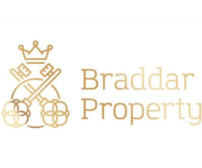 BRADDAR PROPERTY logo