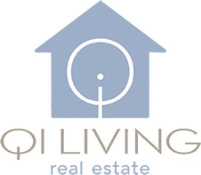 QI LIVING logo
