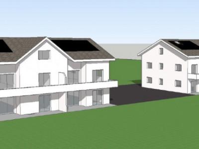 placement financier intéressant, deux superbes immeubles neufs. Commune de Vully-les-lacs. image 1