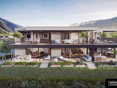Exclusivité! Clos de Vinseau à Fully - 10 superbes appartements contemporains image 1