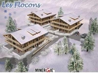 Nouvelle promotion de 3 chalets résidentiels à 8 appartements aux Mosses/Vaud image 1