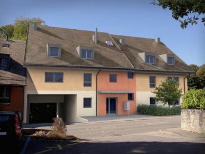 Nouvelle construction- Résidence la Claire Serine- Immeuble de 7 appartements en PPE image 1