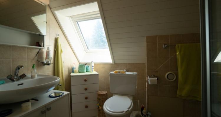 Gryon Immo vous propose un spacieux 4,5 pièces en duplex, proche de la nature, magnifique vue image 8