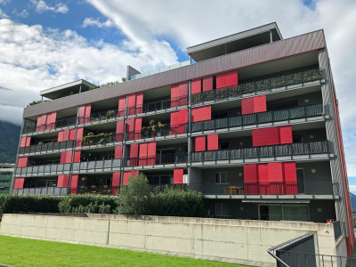 FOTI IMMO - Appartement de rendement de 4,5 pièces avec balcon . image 1