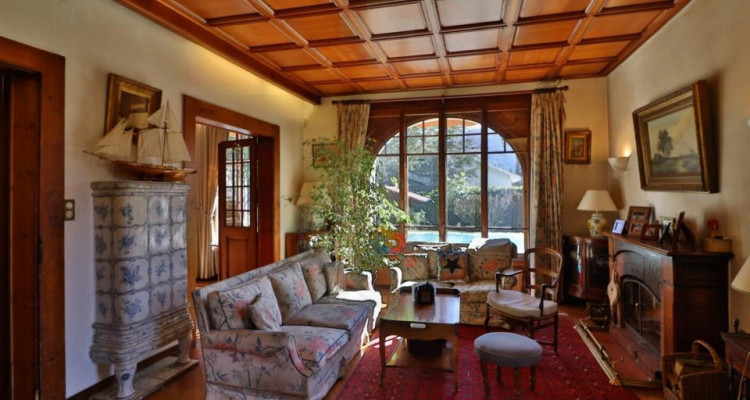 Maison de Charme 11 pièces avec un magnifique jardin au calme image 5
