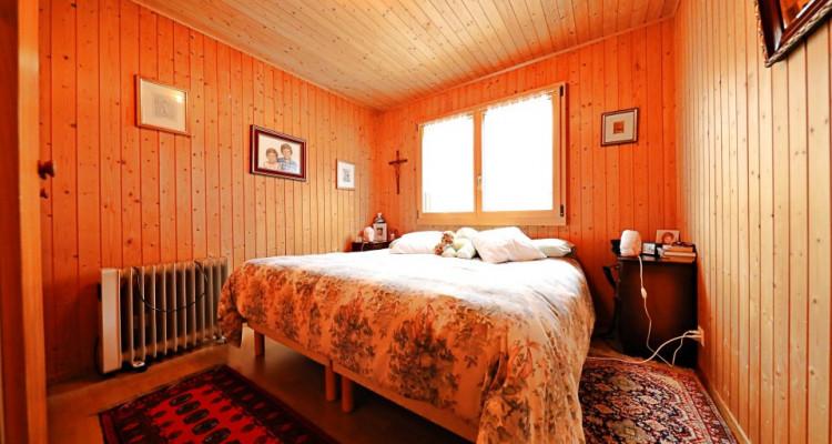 Magnifique chalet 3,5 p / 2 chambres / 1 SDB / terrasse avec jardin image 4