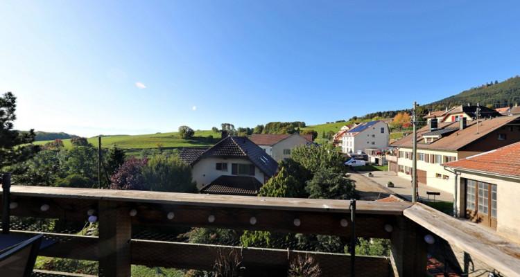 Magnifique appart 3,5 p / 2 chambres / 1 SDB / balcon avec vue image 6