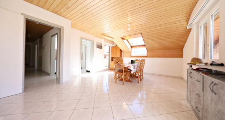 Magnifique appart 4,5 pièces / 3 chambres / 1 SDB /  avec balcons.  image 2