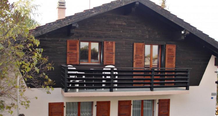 Bel attique  meublé de 3/5p / 2chambres / 1 SDB / 1 beau jardin image 2