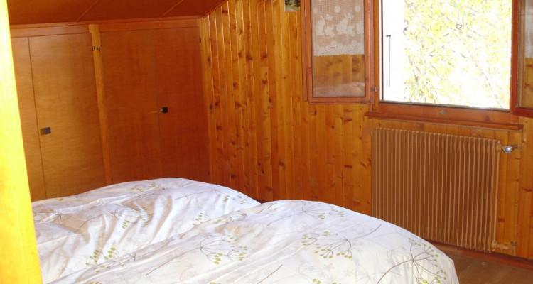 Bel attique  meublé de 3/5p / 2chambres / 1 SDB / 1 beau jardin image 6