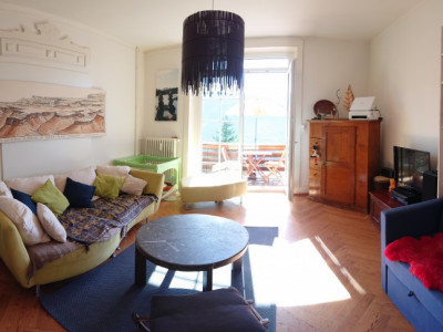 Bel appartement 4.5p / 2 chambres / 1sdb / 2 balcons image 1