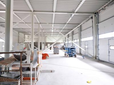 Halles industrielles + Bureaux divisibles à louer  image 1