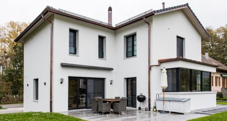 Magnifique maison de 6,5 pièces /  4 chambres / beau jardin image 2