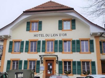 Hôtel-Restaurant à Vuarrens image 1