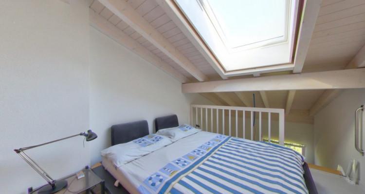 Magnifique attique 4,5p // 3 chambres // Terrasse - Vue Dents du Midi image 5