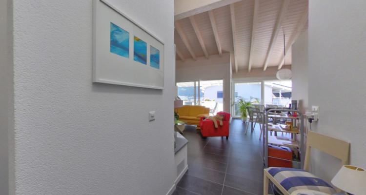 Magnifique attique 4,5p // 3 chambres // Terrasse - Vue Dents du Midi image 7