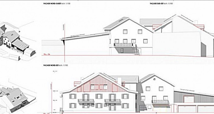 EXCLUSIVITE PROMOTION NEUVE // Appartements 4.5p - 2,5 et bureaux  image 1