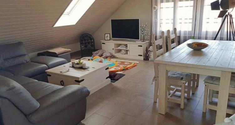 Très joli appartement / 3.5p / balcon / campagne image 1
