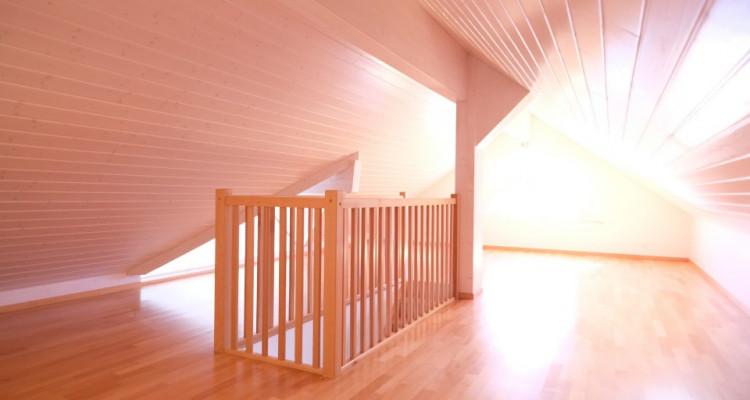 Magnifique Duplex de 4.5 pièces à Founex / 3 chambres / balcon image 2