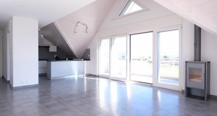 Magnifique Duplex de 4.5 pièces à Founex / 3 chambres / balcon image 3