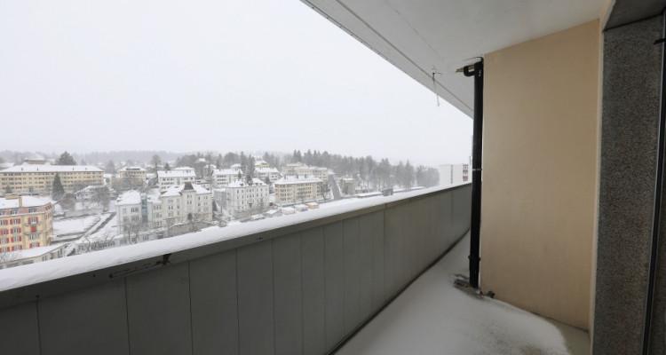 Magnifique 3,5p // 2 chambres // 1 SDB // Balcon image 6