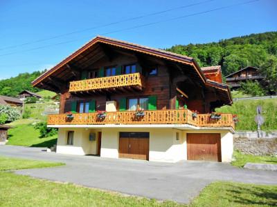 Magnifique appart 3,5 p / 2 chambres / 1 SDB / balcon avec vue image 1