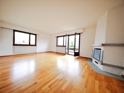 Visite 3D appart 4,5 p / 3 chambres / 2 SDB / avec balcons image 1