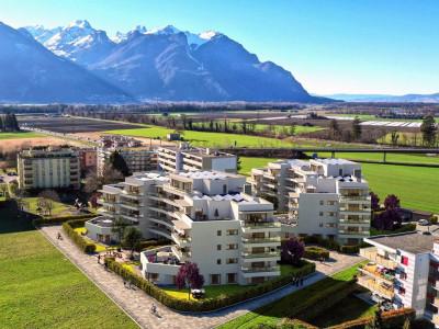 FOTI IMMO - Grand 2,5 pièces avec terrasse/jardin de plus de 100 m2. image 1