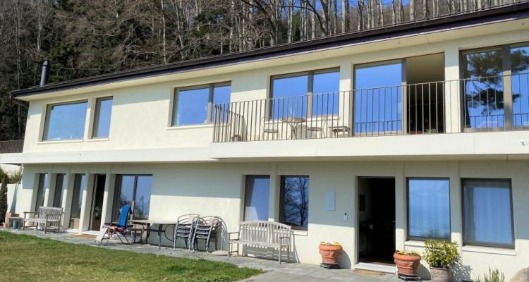 Magnifique villa 290 m2, 8.5 pces ou 2 grands appts 5.5 et 3.5 pces image 2