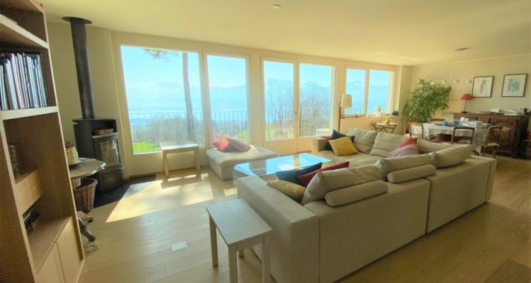 Magnifique villa 290 m2, 8.5 pces ou 2 grands appts 5.5 et 3.5 pces image 3