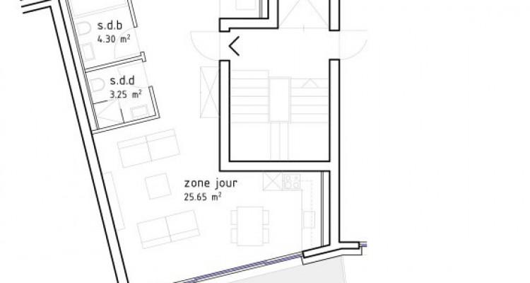 FOTI IMMO - Grand 3,5 pièces avec balcon de 14 m2. image 5
