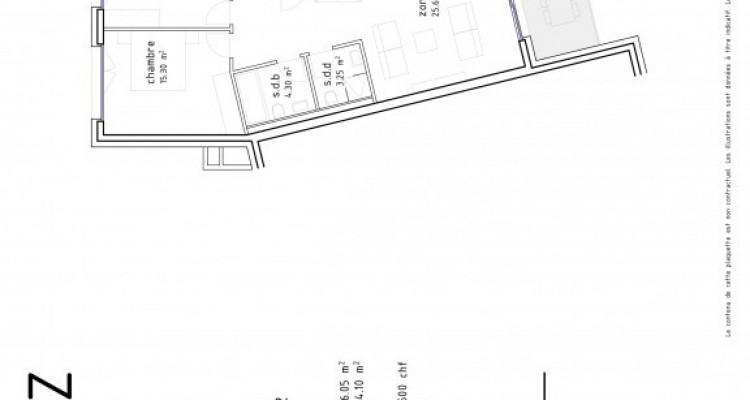 FOTI IMMO - Grand 3,5 pièces avec balcon de 14 m2. image 6
