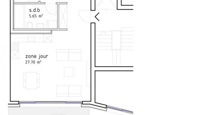 FOTI IMMO - Grand 3,5 pièces avec balcon de 13 m2. image 5