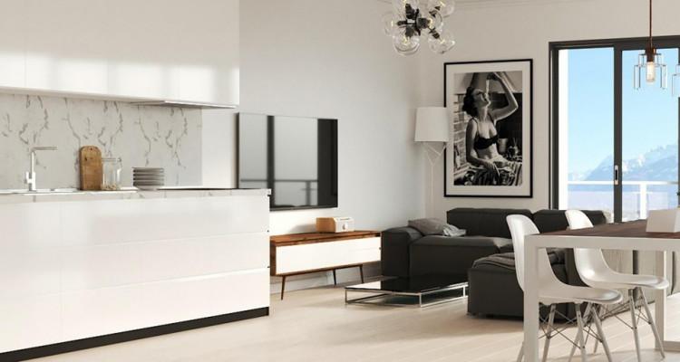 FOTI IMMO - Grand 2,5 pièces traversant avec balcons de 23 m2. image 2