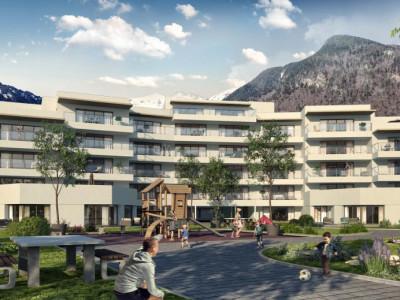 FOTI IMMO - Grand 2,5 pièces avec jardin et terrasse de 97 m2. image 1