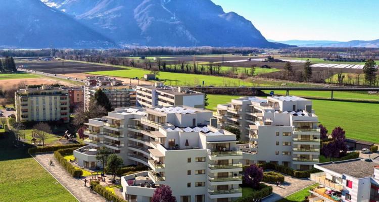 FOTI IMMO - Grand 2,5 pièces avec jardin et terrasse de 97 m2. image 4