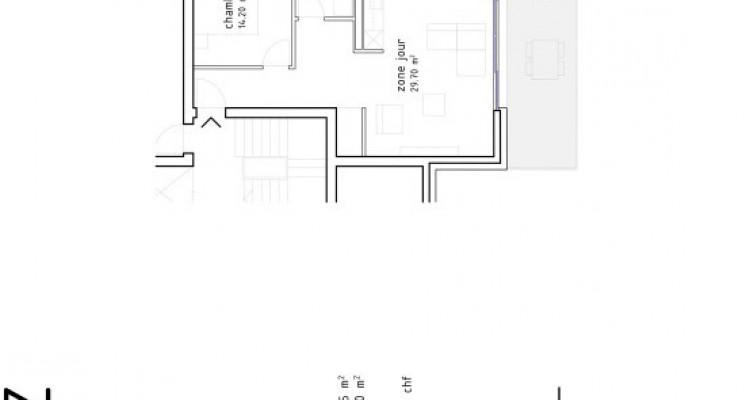 FOTI IMMO - Grand 2,5 pièces avec balcon de 18 m2. image 6