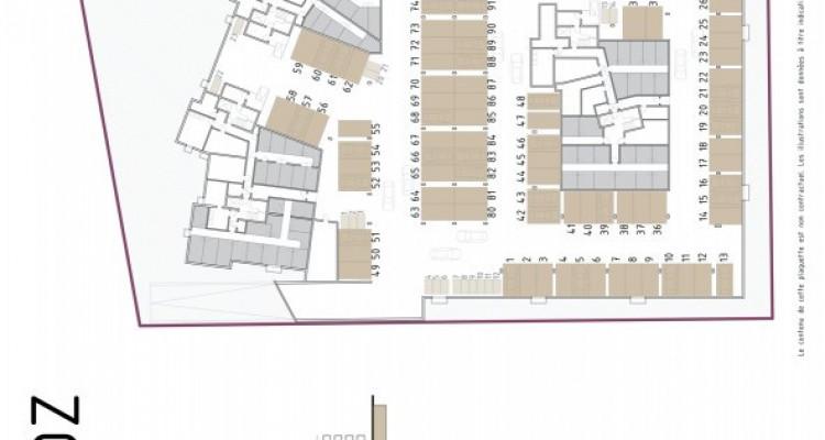 FOTI IMMO - Bel attique de 3,5 pièces avec terrasse de 75 m2. image 7