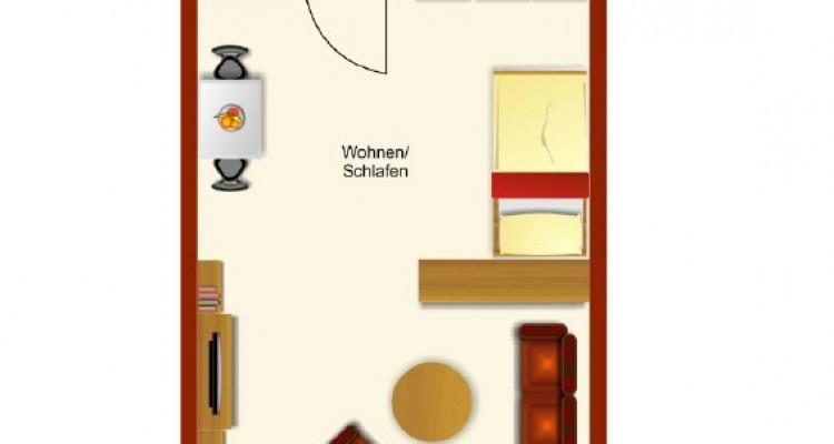 1½-Zimmerwohnung mit Seesicht, Hallenbad und Sauna im Haus image 8