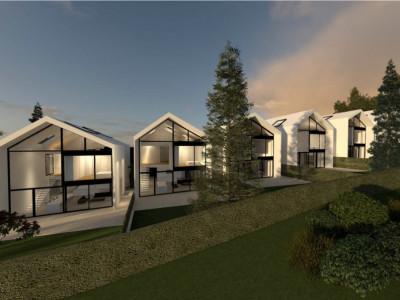 Villas sur plan à Vandoeuvres 240 m2 habitables + sous-sol de 78 m2 image 1