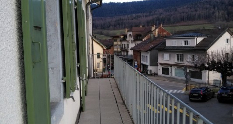 Immeuble locatif à Vallorbe avec 2 appartements LIBRE DE SUITE image 6