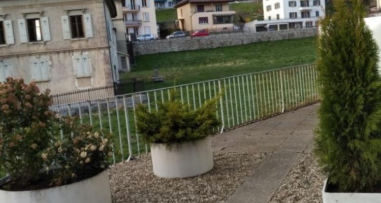 Immeuble locatif à Vallorbe avec 2 appartements LIBRE DE SUITE image 2