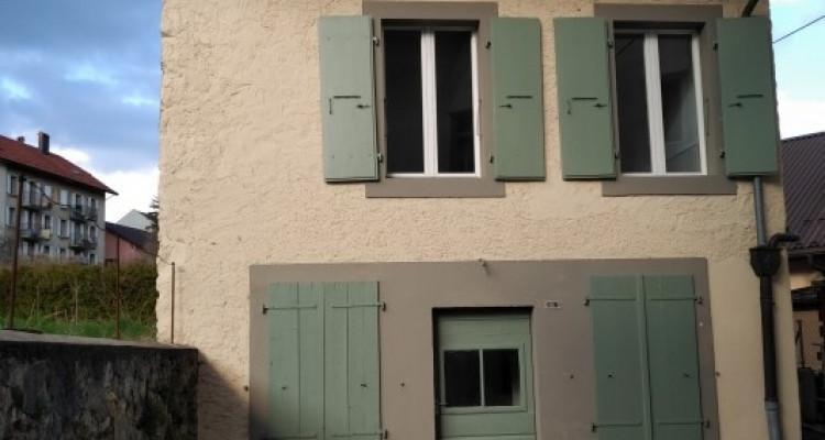 Immeuble locatif à Vallorbe avec 2 appartements LIBRE DE SUITE image 3
