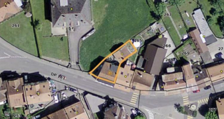 Immeuble locatif à Vallorbe avec 2 appartements LIBRE DE SUITE image 12