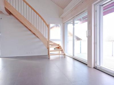 Magnifique appart 5,5 p / 4 chambres / 2 SDB / balcon avec vue image 1