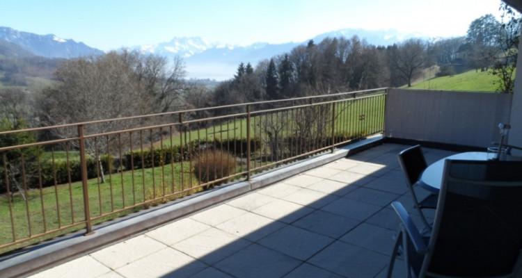 Splendide villa de 6,5 pièces avec cachet et vue sur le Lac Léman image 1